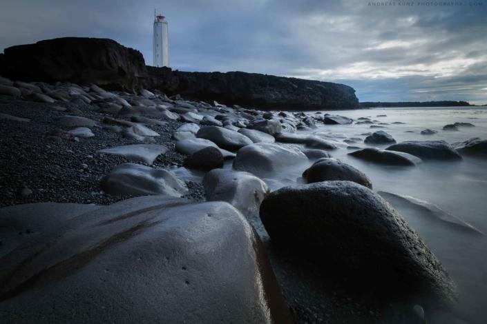 Iceland-seascape-Lighthouse-coast-Andreas-Kunz-Photography