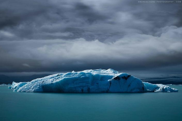Iceland-iceberg-joekulsarlon-Andreas-Kunz-Photography