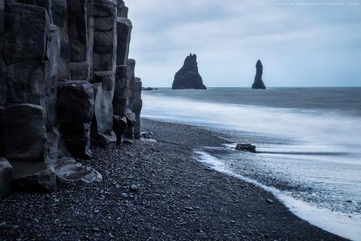 Iceland-seascape-reynisfjara-long-exposure-Andreas-Kunz-Photography