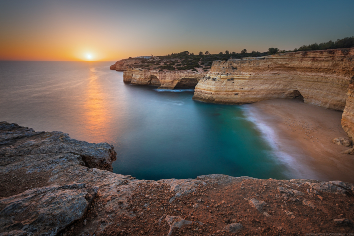 Seascape-Portugal-Cabo-Carvoeiro-Sunset-Andreas-Kunz-Photography