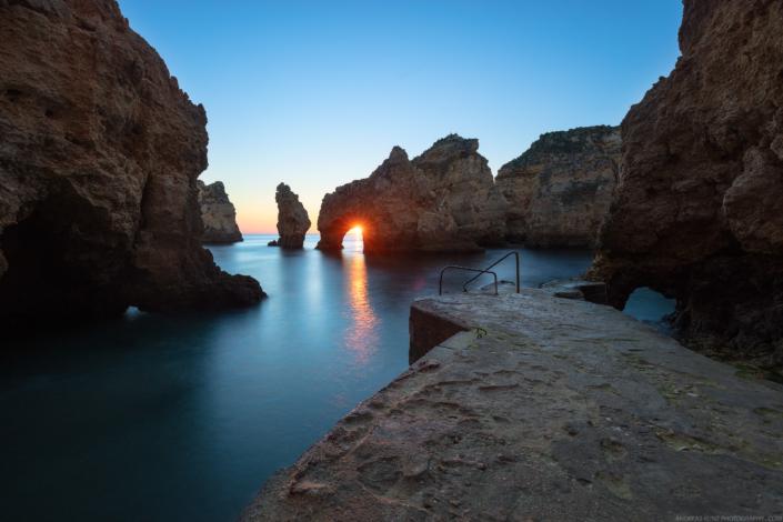 Seascape-Portugal-Miradouro-da-Ponta-da-Piedade-Sunrise-Andreas-Kunz-Photography
